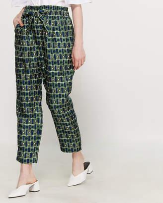 Parker Chinti & Starfall Relaxed Silk Pants