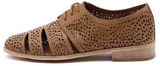 Django & Juliette New Abra Tan Womens Shoes Casual Shoes Flat