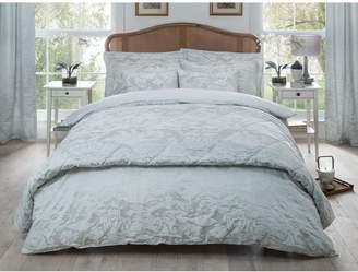 Dorma Cherry Blossom Cotton Rich Duvet Cover