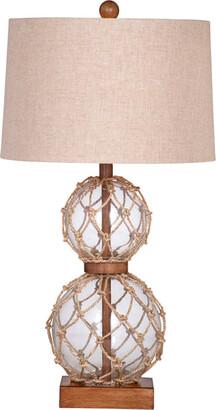 Bassett Mirror Seaside Table Lamp