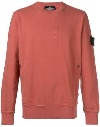 Stone Island Shadow Project crew neck sweatshirt