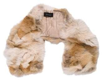 Barneys New York Barney's New York Fox Fur Stole