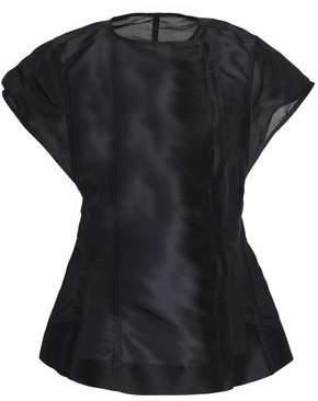 Rick Owens Silk-Organza Jacket