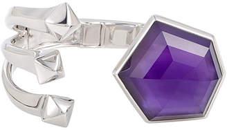 Stephen Webster Silver Amethyst Bracelet