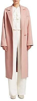 Loro Piana Women's Connor Baby Cashmere Duster Coat