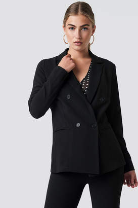 Rut & Circle Rut&Circle Ofelia Double Button Blazer Black