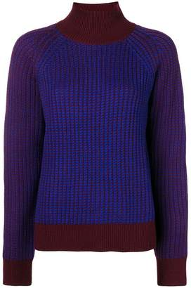Victoria Beckham Victoria ribbed turtleneck sweater