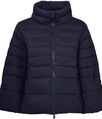 Duvetica Funnel Neck Padded Jacket