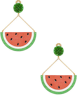 Mercedes Salazar Patilla Earrings