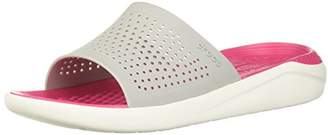 Crocs Literide Slide Flat Sandal