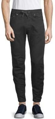 Jet Lag Stretch Drawstring Jeans
