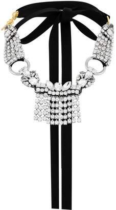 Rada' Radà embellished necklace