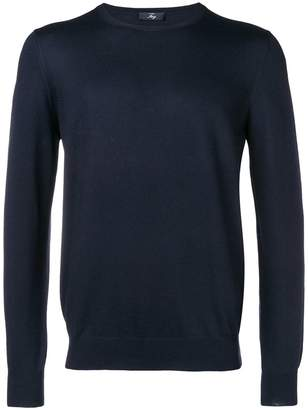 Fay crew neck lightweight sweater