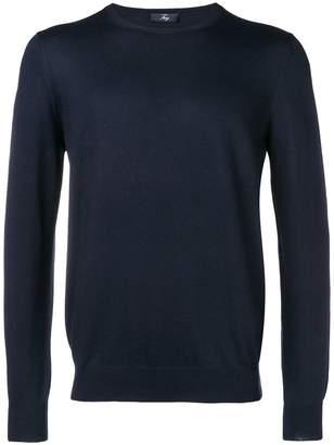 Fay crew neck lightweight sweater