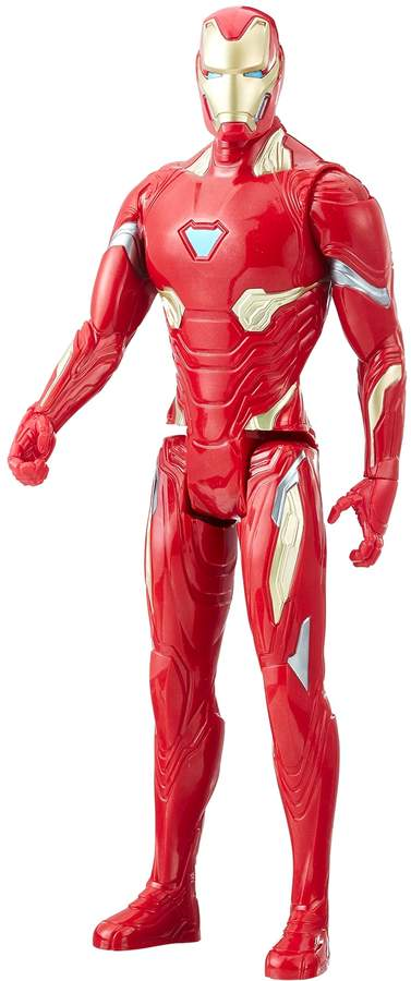 Marvel Avengers: Infinity War Titan Hero Series Iron Man with Titan Hero Power FX Port by Hasbro
