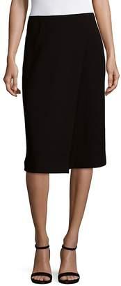Narciso Rodriguez Women's Crepe Knee-Length Skort