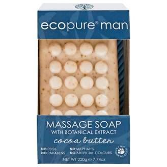 Butter Shoes Ecopure Cocoa Massage Soap 200 g