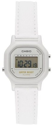 Casio Women's White Digital Watch