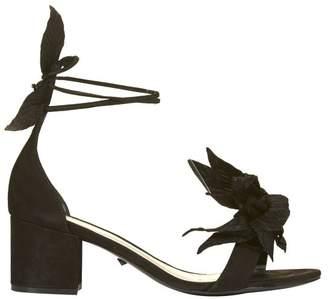 Schutz Ankle Tie Sandals