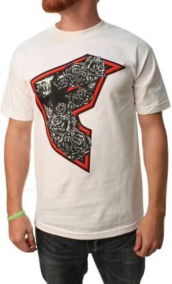 Famous Stars & Straps Men's Rose BOH Graphic T-Shirt-arge