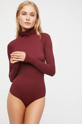 Intimately Seamless Turtleneck Bodysuit
