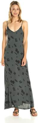 Monrow Women's Tropical Bias Slip Dress