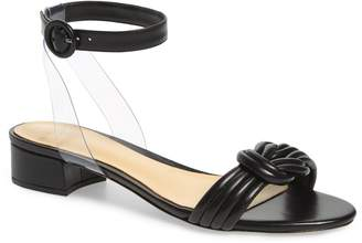 3fb909d6a959 Alexandre Birman Black Strap Women s Sandals - ShopStyle
