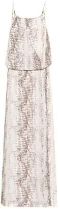 Heidi Klein Alhambra printed maxi dress
