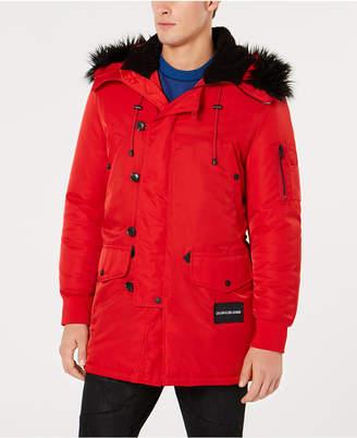 Calvin Klein Jeans Men's Arctic Parka