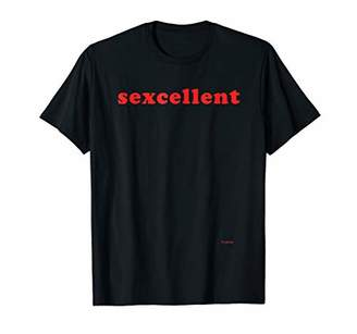 Sexcellent T-shirt for Romantic Date Night