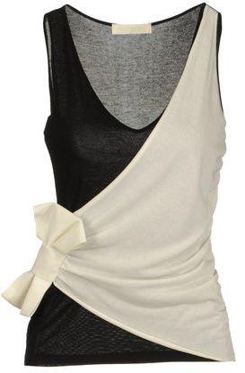 Valentino Sleeveless sweater