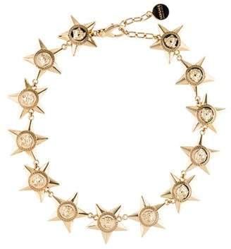 Versace Star Collar Necklace