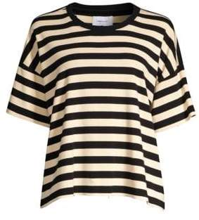 Current/Elliott The Roadie Striped Tee