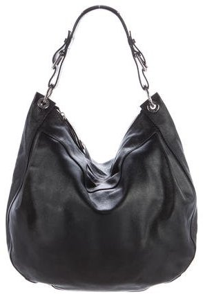 Ralph Lauren Grained Leather Tote