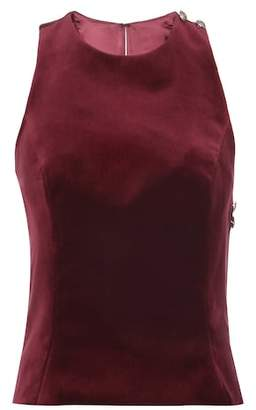 Carolina Herrera Exclusive to mytheresa.com – velvet top