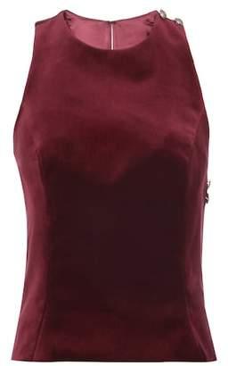 Carolina Herrera Exclusive to mytheresa.com – velvet top