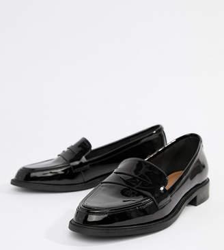 f8970ce53e4 Asos Design DESIGN Mantra loafer flat shoes