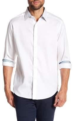 Robert Graham Balzy Road Classic Fit Print Woven Shirt