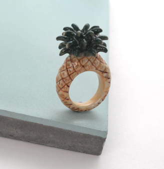And Mary Pineapple Ring