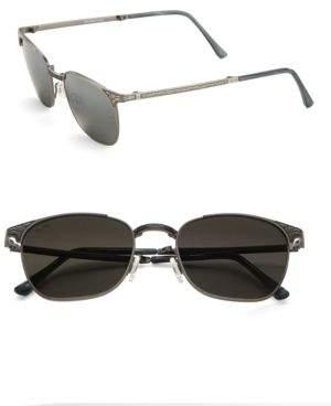 Maui Jim 52mm Square Sunglasses