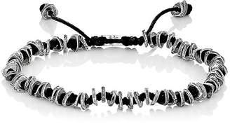M. Cohen Men's Beaded Knotted Cord Bracelet