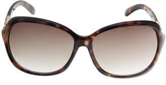Riviera Full Frame Rectangular UV Protection Sunglasses-Womens