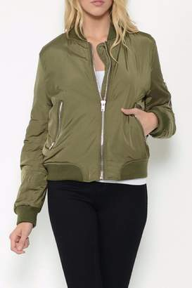 Sylvie Esley Collection The Bomber Jacket
