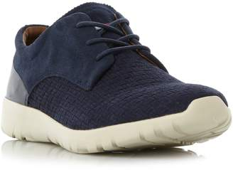 Tommy Hilfiger Furlong 2B1 Suede Wedge Sole Trainers