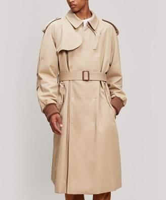 Maison Margiela Oversized Belted Trench Coat