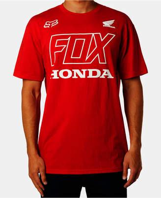 Fox Mens Honda Graphic T-Shirt