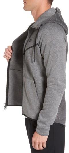 Men's Nike Sportswear Tech Fleece Windrunner Hoodie 5