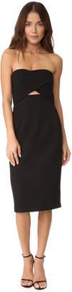 Black Halo Jada Cutout Dress $400 thestylecure.com