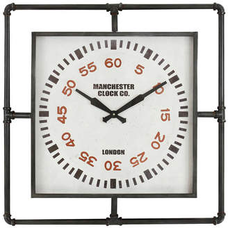 Aspire Home Accents Leniel Large Wall Clock