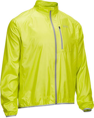 Eastern Mountain Sports Ems Men's Switchback Cycling Full-Zip Shell Jacket